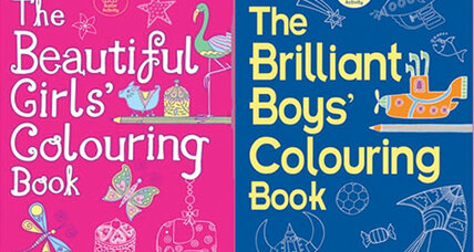 Campaign to stamp out 'books for boys,' 'books for girls' gains traction