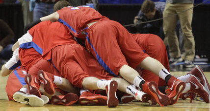 Upsets, overtime thrillers mark first day NCAA tournament action