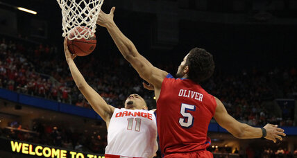 NCAA tournament Thursday: Dayton vs. Stanford. Can Cinderella keep it up?