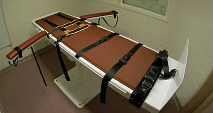 Death penalty drug shortage: Oklahoma resets executions amid drug search