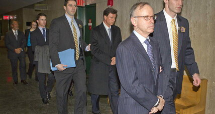 Dewey & LeBoeuf executives lied as their law firm failed, say prosecutors