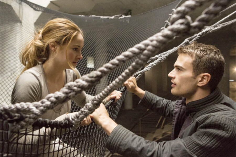 'Divergent' isn't different enough from other YA film adaptations