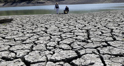 Warmest winter on record worsens California drought