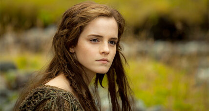 Emma Watson talks 'Noah' and returning to the world of big-budget movies