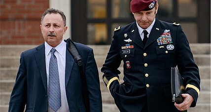 Army sexual assault case: General's court-martial thrown into jeopardy
