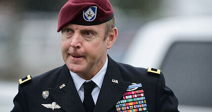 Will general get booted from Army for adultery?
