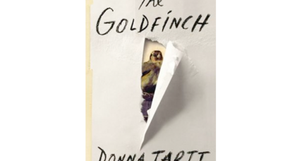 'The Goldfinch' will be adapted by 'The Hunger Games' producers