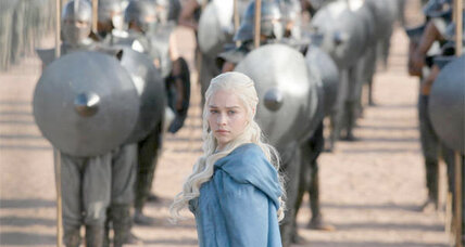 'Game of Thrones' author George R.R. Martin: TV series might wrap up with a movie
