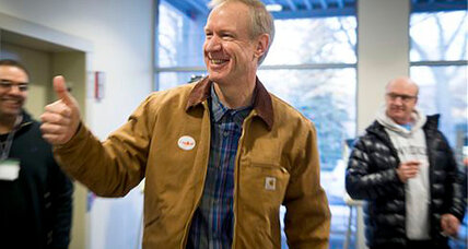 Multimillionaire wins GOP nod for Illinois governor: Will Obama's state turn red?