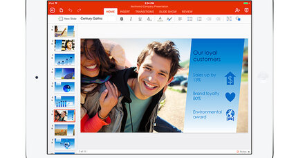 Microsoft Office makes its long-rumored debut on iPad
