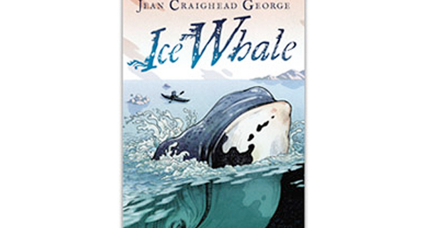 Jean Craighead George's 'Ice Whale' will be posthumously released this April