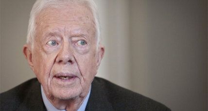 Jimmy Carter's new book 'A Call to Action' receives positive reviews