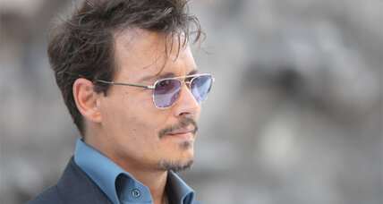 'Transcendence' finds Johnny Depp delving into the world of sentient machines