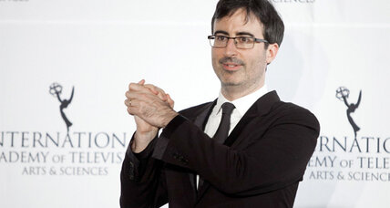 John Oliver of 'The Daily Show' moves to HBO with 'Last Week Tonight'