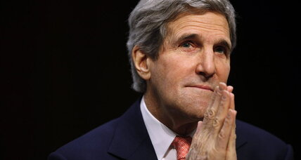 Ukraine crisis: Does John Kerry see glimmer of hope with Russia? (+video)