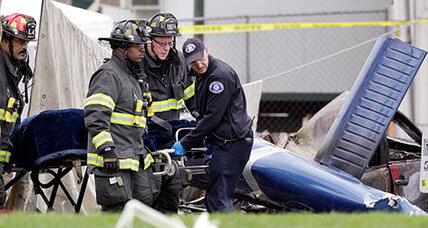 KOMO crash: Investigators comb scene of deadly KOMO-TV helicopter crash