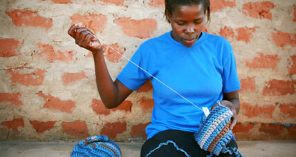 Krochet Kids knits together sustainable jobs