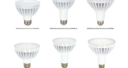 LED light bulbs, dolls, solar panels recalled