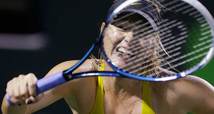 Maria Sharapova, Serena Williams win marathon matches at Sony