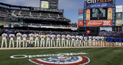 Baseball's Opening Day: A look back at history as new season starts (+video)
