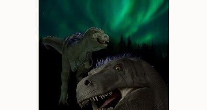 Adorable miniature Tyrannosaur once roamed the Arctic, research finds