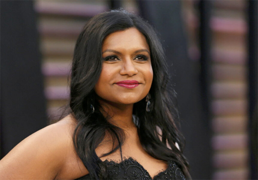 Mindy Kaling Will Reportedly Write Follow Up To Her Bestselling Book Is Everyone Hanging Out Without Me Csmonitor Com