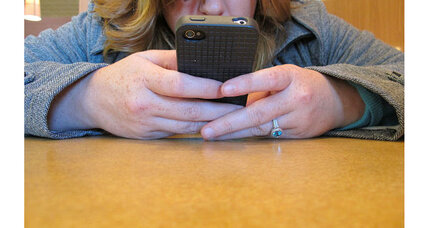 Hold the phone, are texting parents bad for kids?