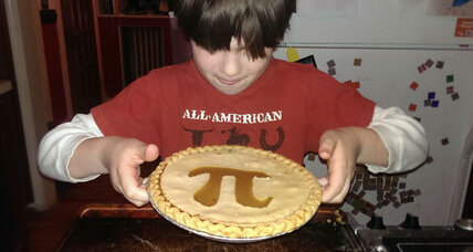 Pi Day: Great for math and tastebuds (+video)