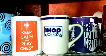 National Pancake Day and the stolen IHOP mug
