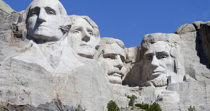 Taking the measure of 12 American landmarks. A quiz.