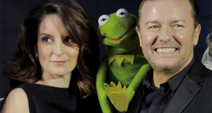 Tina Fey, Ricky Gervais star in 'Muppets Most Wanted' – here's the trailer, which pokes fun at sequels
