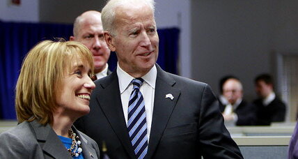 Joe Biden's in New Hampshire! But would a 2016 bid be doomed?