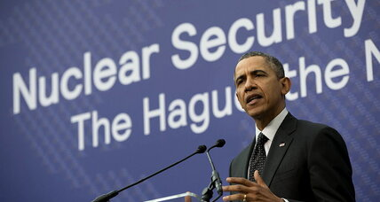 At nuclear summit, Obama calls for global 'architecture' to secure materials (+video)