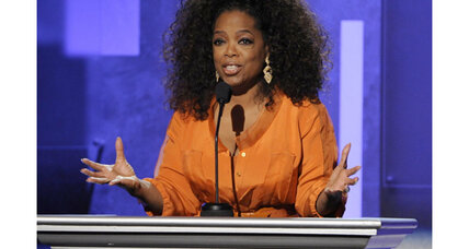 Oprah Winfrey will release a collection of her magazine columns