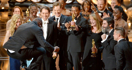 Oscars 2014: '12 Years a Slave,' other literary adaptations take home prizes