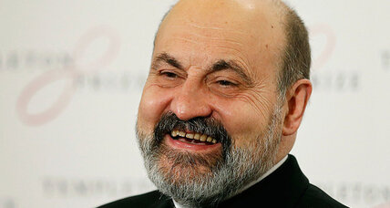 Czech priest takes home $1.8 million 2014 Templeton Prize