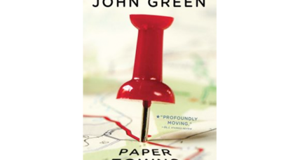 John Green's 'Paper Towns' will be adapted as a film
