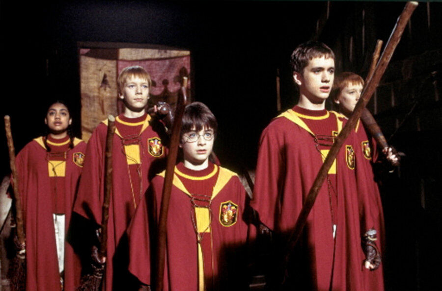 J.K. Rowling writes history of Quidditch World Cup for the ...