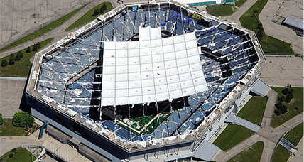 Pontiac Silverdome: Want to buy a piece of Detroit Lions history?