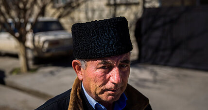 After Crimea's annexation, what Tatars might do next