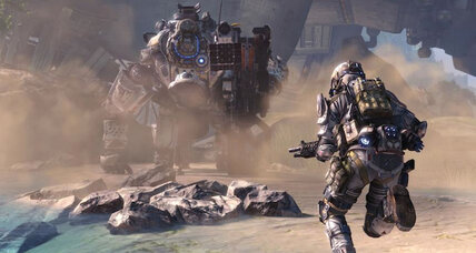 Microsoft places big bet on Titanfall and Xbox One
