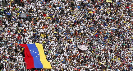 Venezuelan protests: Two more fatalities raise death toll to 33