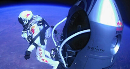 GoPro releases stunning video footage of Red Bull Stratos jump (+video)