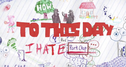"""To this day"": Poet talks about his viral animated anti-bullying video"
