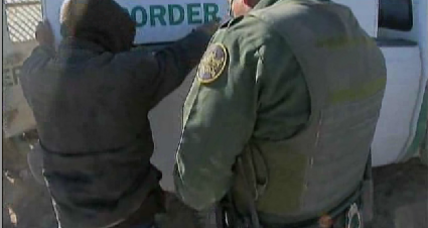 Border Patrol reiterates restrictions on use of deadly force