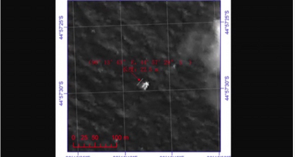 Malaysia Airlines flight 370: French images show possible debris