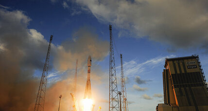 Europe launches satellite to monitor natural disasters
