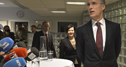 New NATO head's tough task: dealing with a resurgent Russia (+video)