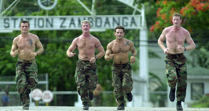 SEALFIT training takes crossfit to the extreme, but it may be too intense for many