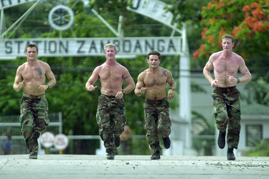Sealfit Training Takes Crossfit To The Extreme But It May Be Too Intense For Many Csmonitor
